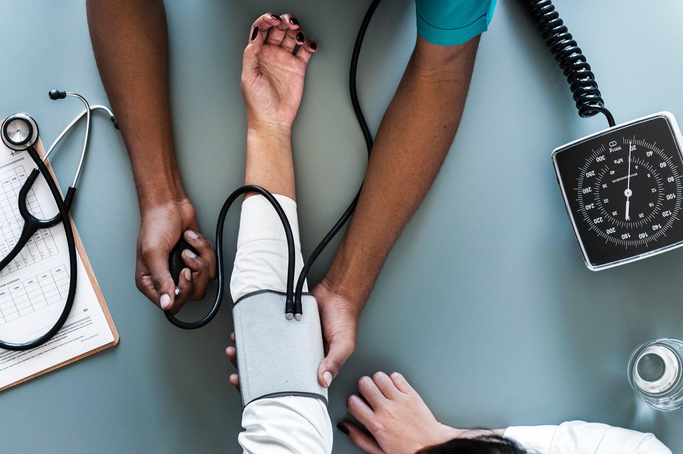 Abnehmen bei Bluthochdruck mit dem SALOMED-Test